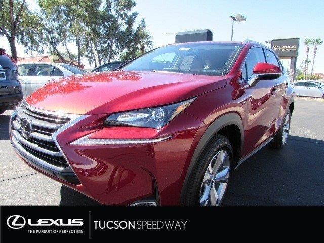 2017 Lexus NX 200t Base 4dr Crossover for Sale in Tucson