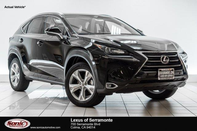 2017 Lexus NX 200t Base AWD 4dr Crossover