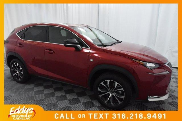 2017 lexus nx 200t f sport awd f sport 4dr crossover for sale in wichita kansas classified. Black Bedroom Furniture Sets. Home Design Ideas