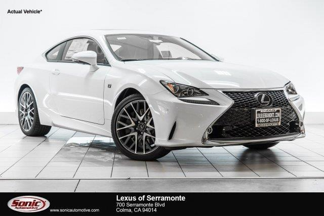 2017 Lexus RC 200t Base 2dr Coupe