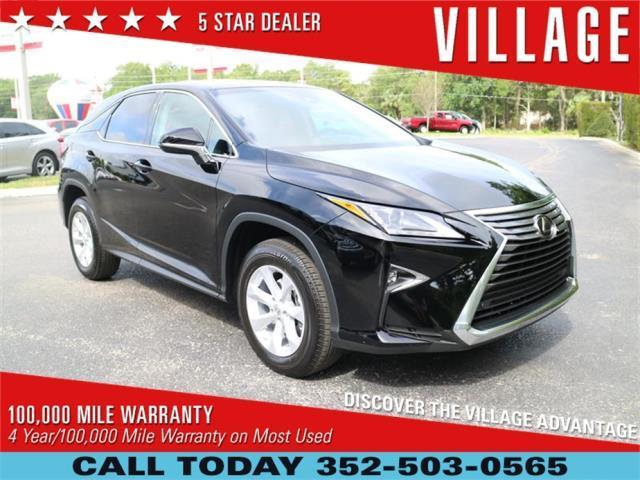 lexus rx 350 manual 2017