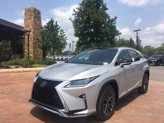 2017 Lexus Rx 350 F Sport F Sport 4dr Suv For Sale In San Antonio Texas Classified