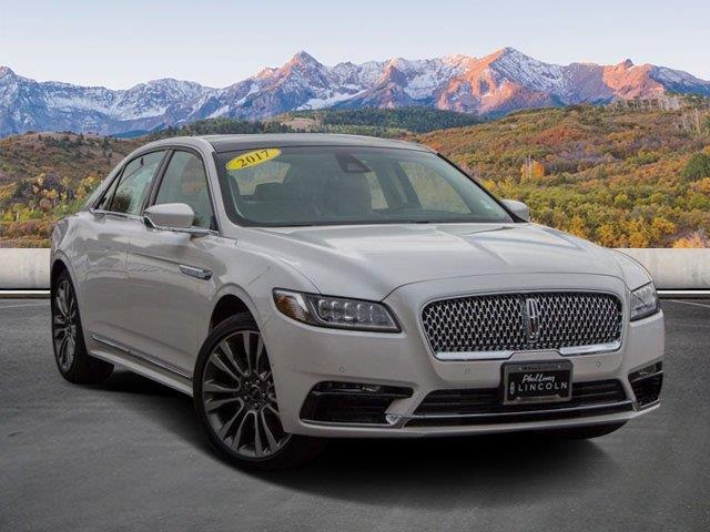 2017 lincoln continental reserve awd reserve 4dr sedan for sale in colorado springs colorado. Black Bedroom Furniture Sets. Home Design Ideas