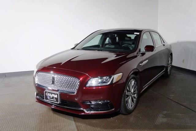 2017 lincoln continental select awd select 4dr sedan for sale in red bank new jersey classified. Black Bedroom Furniture Sets. Home Design Ideas