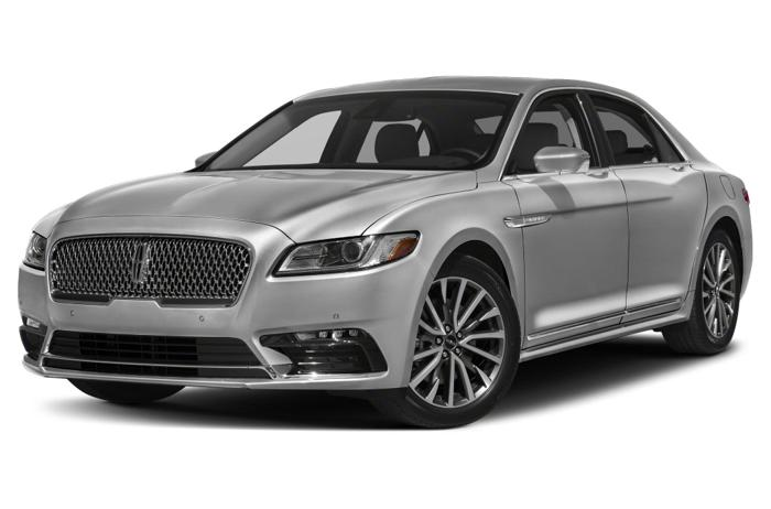 2017 Lincoln Continental Select Select 4dr Sedan