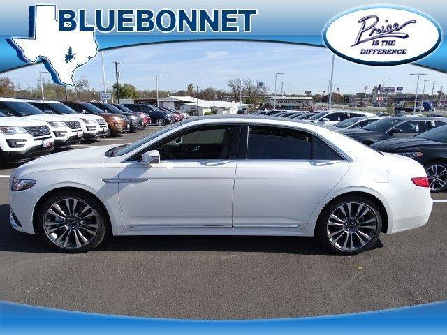 2017 lincoln continental select select 4dr sedan for sale in canyon lake texas classified. Black Bedroom Furniture Sets. Home Design Ideas