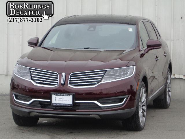 2017 lincoln mkx reserve awd reserve 4dr suv for sale in decatur illinois classified. Black Bedroom Furniture Sets. Home Design Ideas