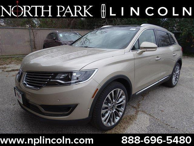 2017 Lincoln MKX Reserve Reserve 4dr SUV