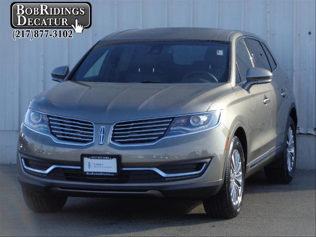 2017 lincoln mkx select select 4dr suv for sale in decatur illinois classified. Black Bedroom Furniture Sets. Home Design Ideas