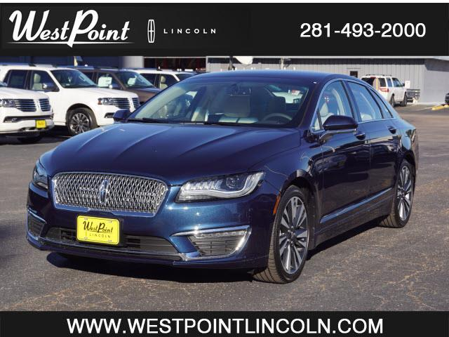 2017 lincoln mkz hybrid select select 4dr sedan for sale in houston texas classified. Black Bedroom Furniture Sets. Home Design Ideas