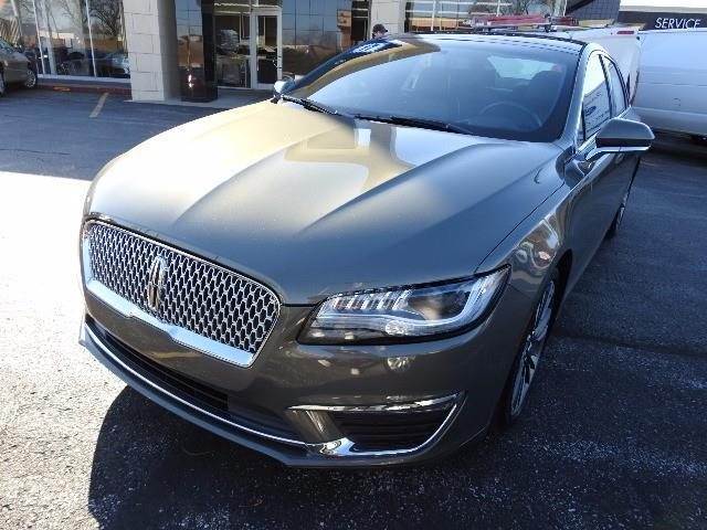 2017 Lincoln MKZ Select Select 4dr Sedan