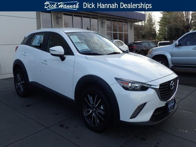 2017 Mazda CX-3 Touring AWD Touring 4dr Crossover