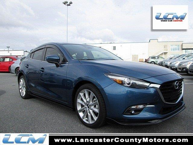 2017 mazda mazda3 grand touring grand touring 4dr hatchback 6a for sale in east petersburg. Black Bedroom Furniture Sets. Home Design Ideas