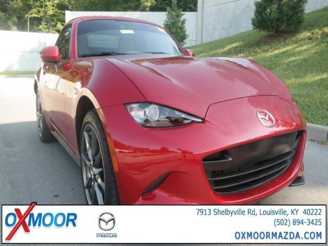 2017 mazda mx 5 miata rf grand touring grand touring 2dr convertible 6m for sale in louisville. Black Bedroom Furniture Sets. Home Design Ideas