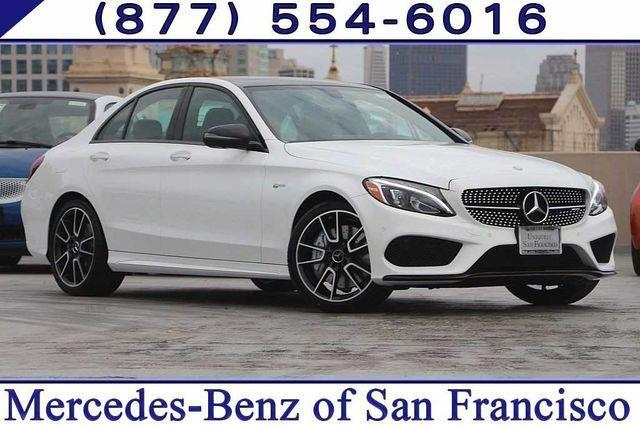 2017 Mercedes-Benz C-Class AMG C 43 AWD AMG C 43 4MATIC