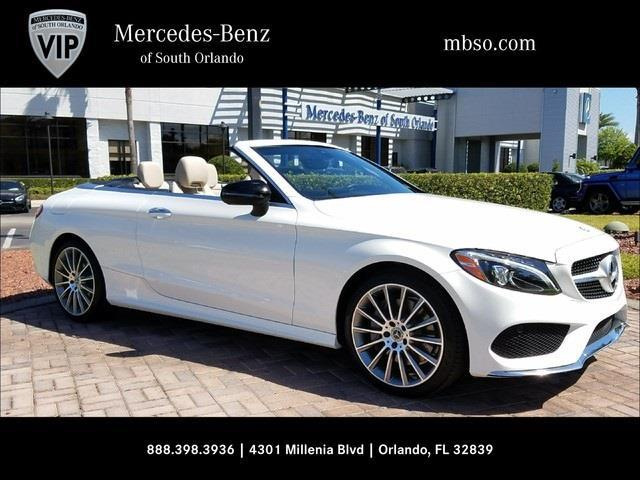 2017 mercedes benz c class c 300 c 300 2dr convertible for for Mercedes benz c300 convertible for sale
