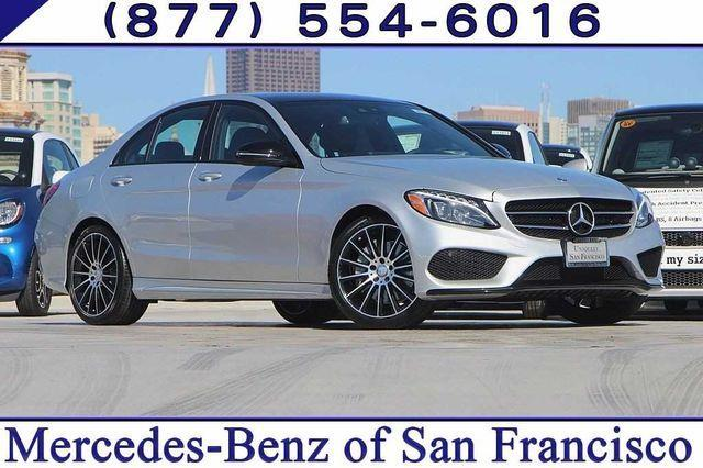 2017 Mercedes-Benz C-Class C 300 C 300 4dr Sedan