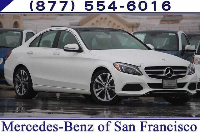 2017 Mercedes-Benz C-Class C 300 Luxury C 300 Luxury
