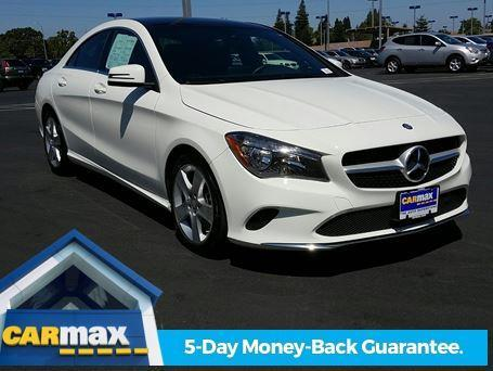 2017 Mercedes-Benz CLA CLA 250 CLA 250 4dr Sedan