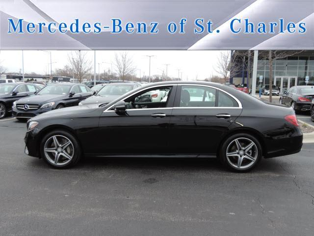 2017 mercedes benz e class e 300 4matic awd e 300 4matic for Mercedes benz of st charles il