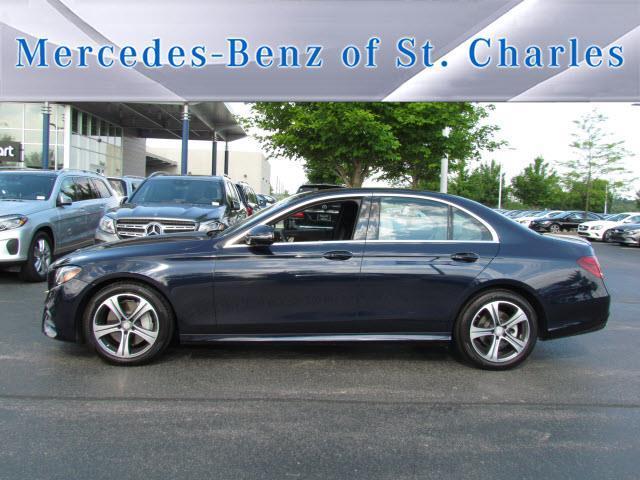 2017 mercedes benz e class e 300 4matic awd e 300 4matic for Mercedes benz st charles il