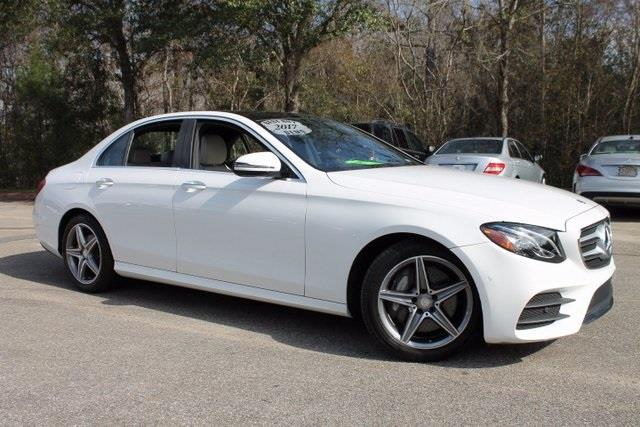 2017 Mercedes-Benz E-Class E 300 E 300 4dr Sedan