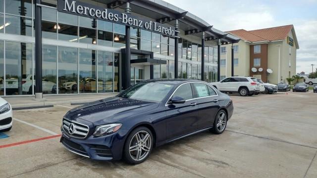 2017 mercedes benz e class e 300 e 300 4dr sedan for sale for Mercedes benz laredo tx