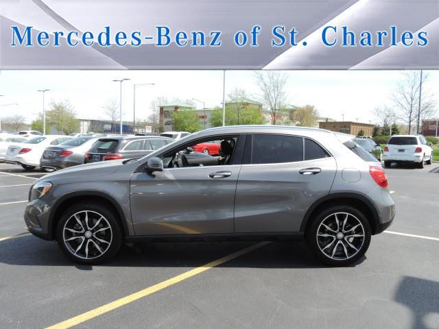 2017 mercedes benz gla gla 250 4matic awd gla 250 4matic for Mercedes benz of st charles il