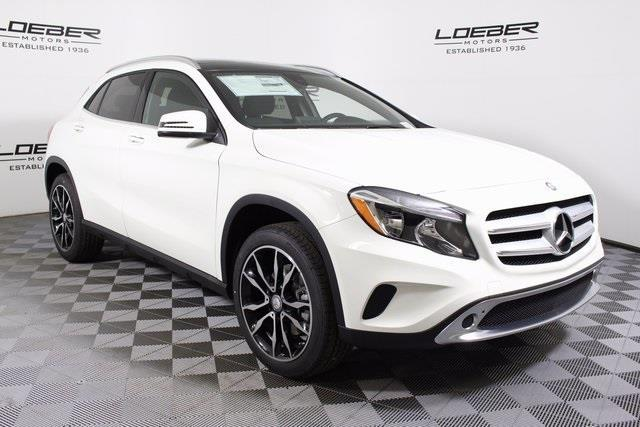 2017 Mercedes Benz Gla Gla 250 4matic Awd Gla 250 4matic