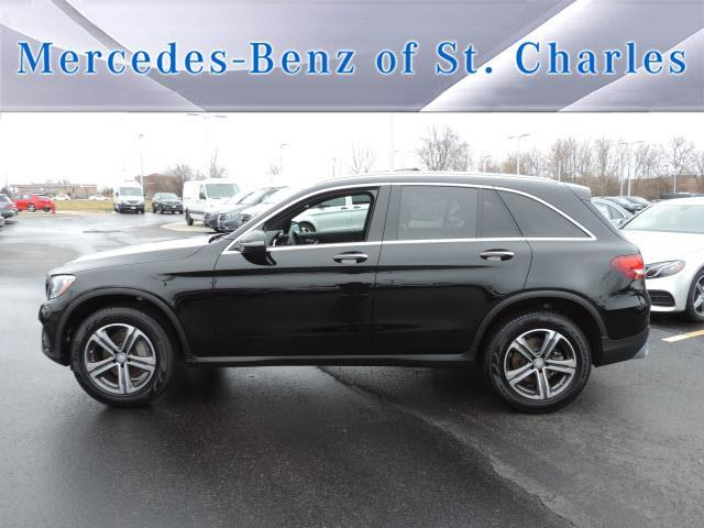 2017 Mercedes-Benz GLC GLC 300 4MATIC AWD GLC 300