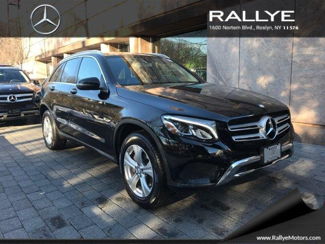 2017 mercedes benz glc glc 300 4matic awd glc 300 4matic 4dr suv for sale in roslyn harbor new. Black Bedroom Furniture Sets. Home Design Ideas