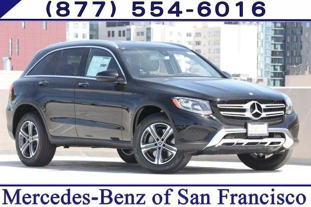 2017 mercedes benz glc glc 300 4matic awd glc 300 4matic 4dr suv for sale in san francisco. Black Bedroom Furniture Sets. Home Design Ideas