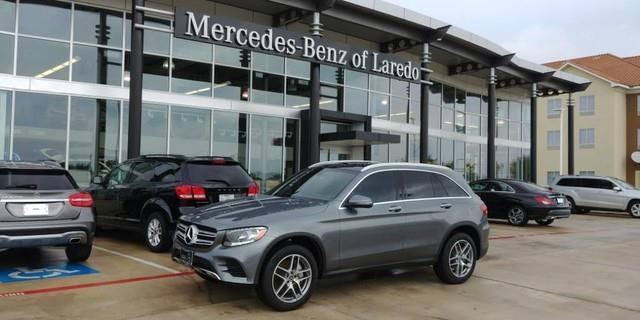 2017 mercedes benz glc glc 300 glc 300 4dr suv for sale in for Mercedes benz laredo tx