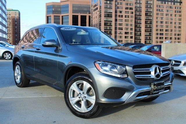 2017 Mercedes-Benz GLC GLC300 4MATIC AWD GLC300 4MATIC