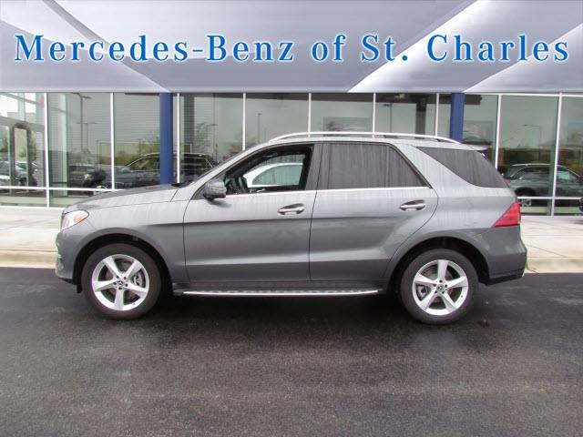 2017 mercedes benz gle gle 350 4matic awd gle 350 4matic for Mercedes benz of st charles il