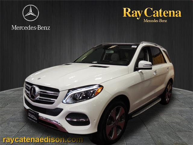 2017 mercedes benz gle gle 350 4matic awd gle 350 4matic for Motor vehicle inspection edison nj