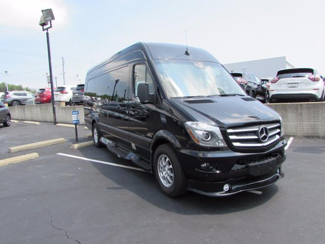 2017 Mercedes-Benz Sprinter High Roof