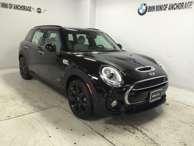 2017 mini clubman cooper s all4 awd cooper s all4 4dr wagon for sale in anchorage alaska. Black Bedroom Furniture Sets. Home Design Ideas