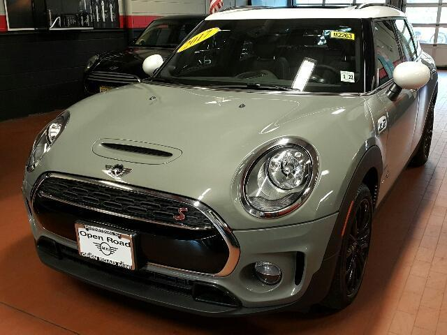 2017 mini clubman cooper s all4 awd cooper s all4 4dr wagon for sale in morristown new jersey. Black Bedroom Furniture Sets. Home Design Ideas
