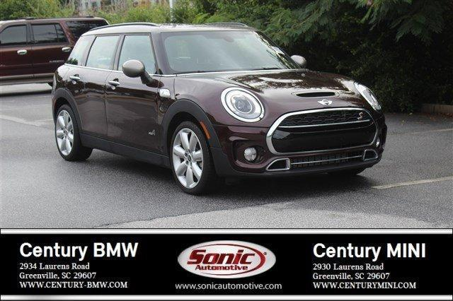 2017 mini clubman cooper s all4 awd cooper s all4 4dr wagon for sale in greenville south. Black Bedroom Furniture Sets. Home Design Ideas