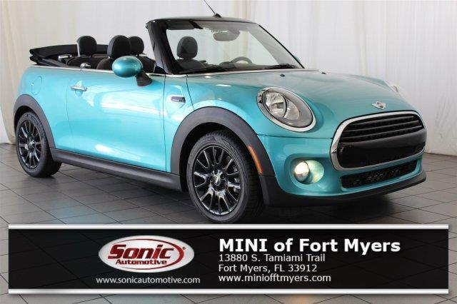 2017 mini convertible cooper cooper 2dr convertible for sale in fort myers florida classified