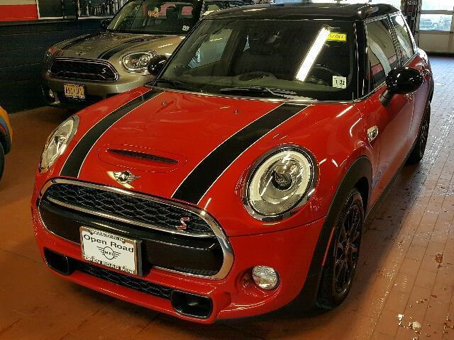 2017 mini hardtop 4 door cooper s cooper s 4dr hatchback for sale in morristown new jersey. Black Bedroom Furniture Sets. Home Design Ideas