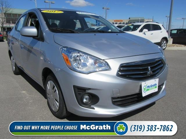 2017 mitsubishi mirage g4 es es 4dr sedan 5m for sale in dubuque iowa classified. Black Bedroom Furniture Sets. Home Design Ideas
