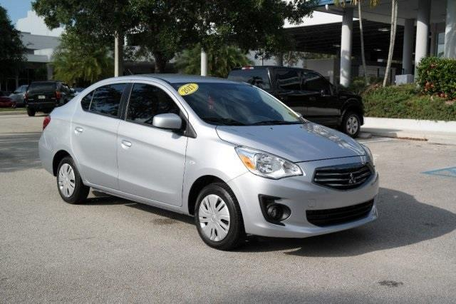 2017 mitsubishi mirage g4 es es 4dr sedan 5m for sale in pompano beach florida classified. Black Bedroom Furniture Sets. Home Design Ideas