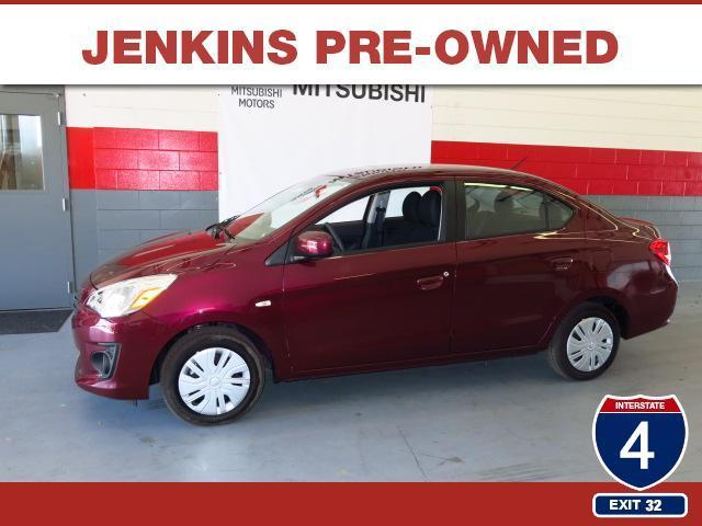 2017 mitsubishi mirage g4 es es 4dr sedan cvt for sale in lakeland florida classified. Black Bedroom Furniture Sets. Home Design Ideas