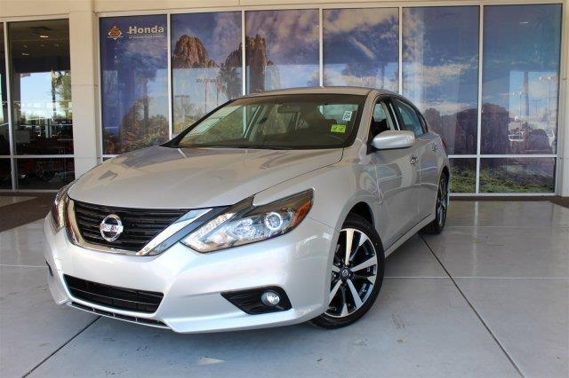 2017 Nissan Altima 2.5 2.5 4dr Sedan