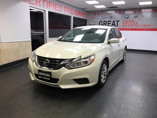 2017 Nissan Altima 2.5 S 2.5 S 4dr Sedan
