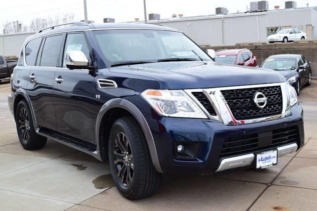 2017 Nissan Armada Platinum 4x4 Platinum 4dr SUV