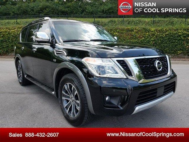 2017 nissan armada sl 4x2 sl 4dr suv for sale in franklin tennessee classified. Black Bedroom Furniture Sets. Home Design Ideas