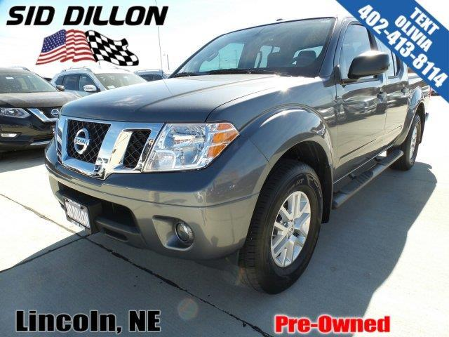 2017 nissan frontier s 4x4 s 4dr crew cab 5 ft sb 5a for sale in lincoln nebraska classified. Black Bedroom Furniture Sets. Home Design Ideas